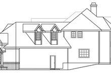 Dream House Plan - European Exterior - Other Elevation Plan #124-324