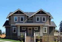 Home Plan - Craftsman Exterior - Front Elevation Plan #434-5