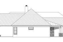 Architectural House Design - Traditional Exterior - Other Elevation Plan #932-104
