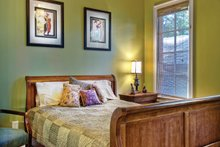 Dream House Plan - Mediterranean Interior - Bedroom Plan #930-70