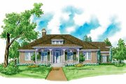 Country Style House Plan - 3 Beds 2.5 Baths 2329 Sq/Ft Plan #930-216 Exterior - Front Elevation
