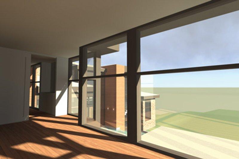 Contemporary Interior - Bedroom Plan #64-324 - Houseplans.com