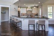 European Style House Plan - 3 Beds 2.5 Baths 2817 Sq/Ft Plan #929-903 Interior - Kitchen