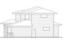 Prairie Exterior - Other Elevation Plan #124-969