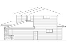 Prairie Exterior - Other Elevation Plan #124-969