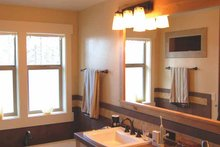 Home Plan - Prairie Interior - Master Bathroom Plan #895-69