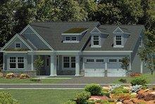 Craftsman Exterior - Front Elevation Plan #316-274
