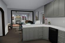 Home Plan - Traditional Interior - Kitchen Plan #1060-7