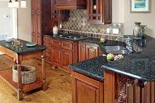 Country Interior - Kitchen Plan #927-169