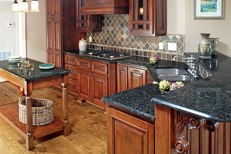 Country Interior - Kitchen Plan #927-169 - Houseplans.com