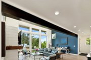 Contemporary Style House Plan - 3 Beds 3 Baths 2287 Sq/Ft Plan #1070-7 Photo