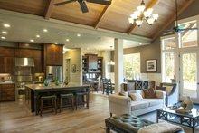 House Plan Design - Craftsman Interior - Kitchen Plan #48-542