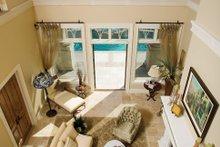 Mediterranean Interior - Family Room Plan #929-900
