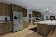 Farmhouse Style House Plan - 3 Beds 3 Baths 10240 Sq/Ft Plan #1060-83 Interior - Kitchen