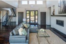 Dream House Plan - Contemporary Interior - Family Room Plan #892-10