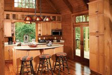 Craftsman Interior - Kitchen Plan #929-800