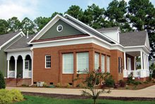 Home Plan - Classical Exterior - Other Elevation Plan #137-315