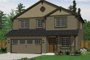 Craftsman Style House Plan - 3 Beds 2.5 Baths 1600 Sq/Ft Plan #943-18