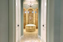 Home Plan - Mediterranean Interior - Master Bathroom Plan #930-446