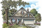 Craftsman Style House Plan - 3 Beds 3 Baths 1819 Sq/Ft Plan #929-869 Exterior - Front Elevation
