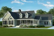Country Style House Plan - 3 Beds 2 Baths 1873 Sq/Ft Plan #929-790 Exterior - Front Elevation