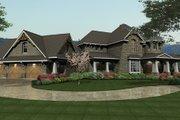Craftsman Style House Plan - 4 Beds 4 Baths 3349 Sq/Ft Plan #120-173 Photo