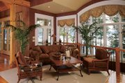 Craftsman Style House Plan - 5 Beds 4 Baths 4776 Sq/Ft Plan #929-340 Interior - Family Room