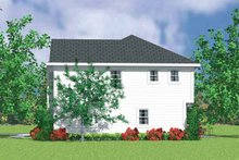 Home Plan - Country Exterior - Other Elevation Plan #72-1078
