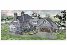 Dream House Plan - Craftsman Exterior - Rear Elevation Plan #928-239