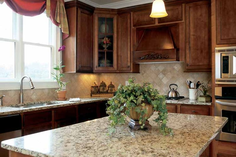 Country Interior - Kitchen Plan #927-892 - Houseplans.com