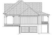Ranch Style House Plan - 4 Beds 3 Baths 2754 Sq/Ft Plan #45-579 Exterior - Other Elevation