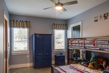 House Plan Design - Prairie Interior - Bedroom Plan #935-13