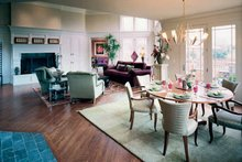 Traditional Interior - Family Room Plan #46-671