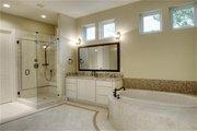 Modern Style House Plan - 4 Beds 3.5 Baths 4385 Sq/Ft Plan #449-17 Photo