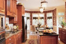 Country Interior - Kitchen Plan #952-275