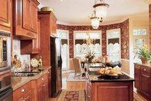 House Plan Design - Country Interior - Kitchen Plan #952-275