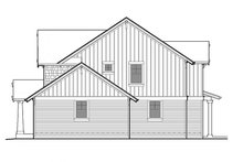 Architectural House Design - Craftsman Exterior - Other Elevation Plan #48-906
