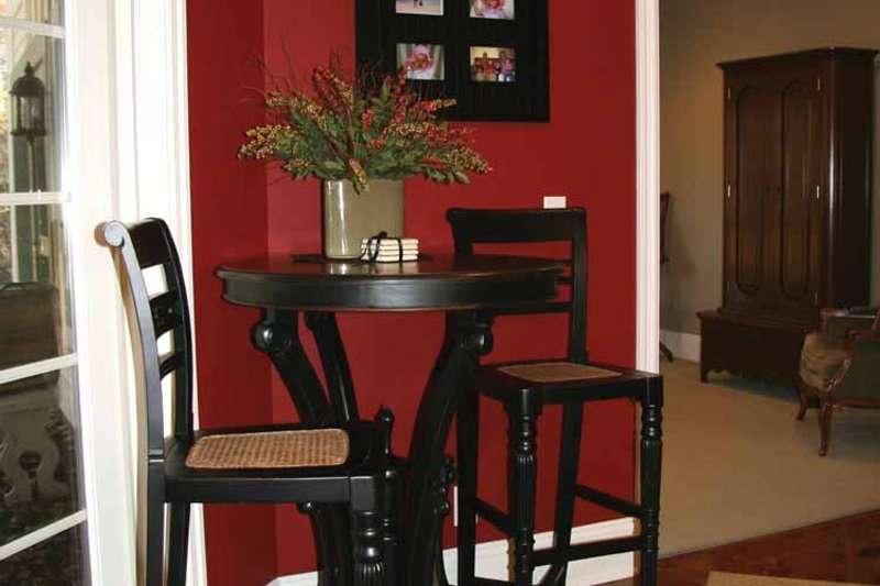 European Interior - Family Room Plan #928-190 - Houseplans.com