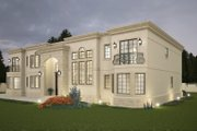 Classical Style House Plan - 5 Beds 7 Baths 6765 Sq/Ft Plan #1066-29