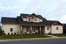 Home Plan - Craftsman Photo Plan #124-772