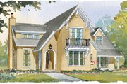Country Style House Plan - 4 Beds 3.5 Baths 3086 Sq/Ft Plan #901-1 Photo