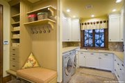 European Style House Plan - 3 Beds 3.5 Baths 4142 Sq/Ft Plan #48-625 Interior - Laundry