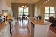 European Style House Plan - 3 Beds 2 Baths 1952 Sq/Ft Plan #430-72 Interior - Kitchen