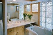 Prairie Style House Plan - 3 Beds 2.5 Baths 2100 Sq/Ft Plan #454-4