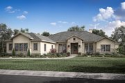 Ranch Style House Plan - 4 Beds 3.5 Baths 3044 Sq/Ft Plan #430-186