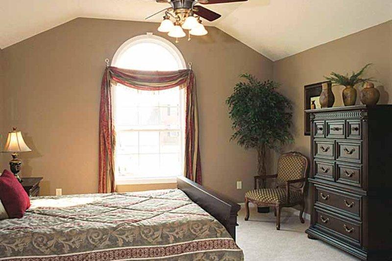 Traditional Interior - Master Bedroom Plan #46-560 - Houseplans.com