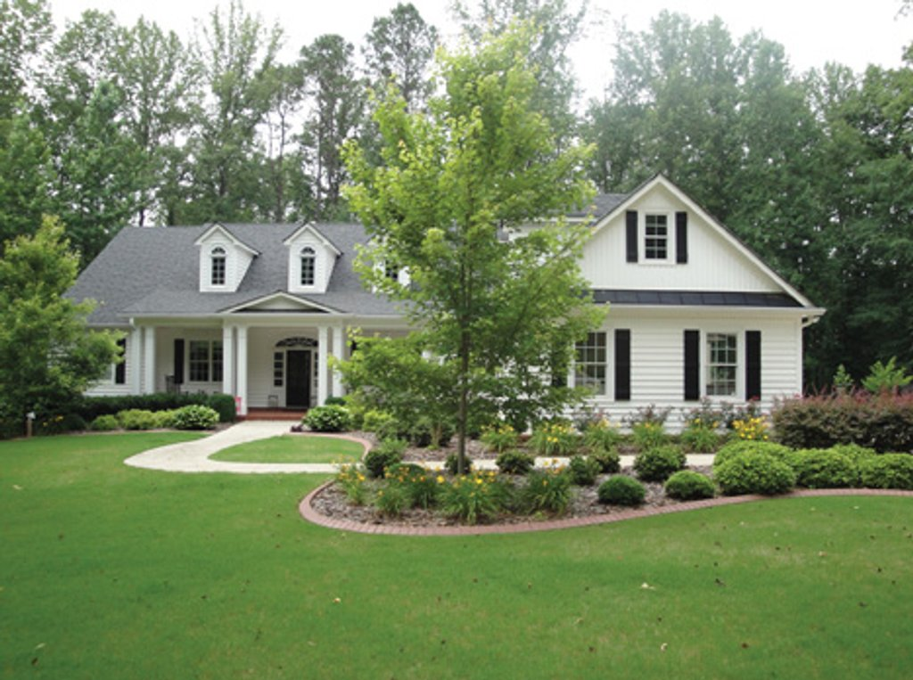 Colonial style house plan 4 beds 3 5 baths 3190 sq ft for Colonial style home plans