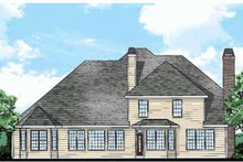 House Design - Traditional Exterior - Rear Elevation Plan #927-573