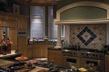 Home Plan Design - Mediterranean Interior - Kitchen Plan #930-412