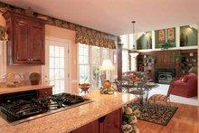 House Design - Mediterranean Interior - Kitchen Plan #927-152